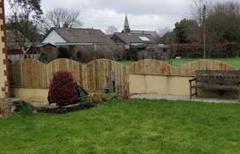 Fence repair in Merrymeet