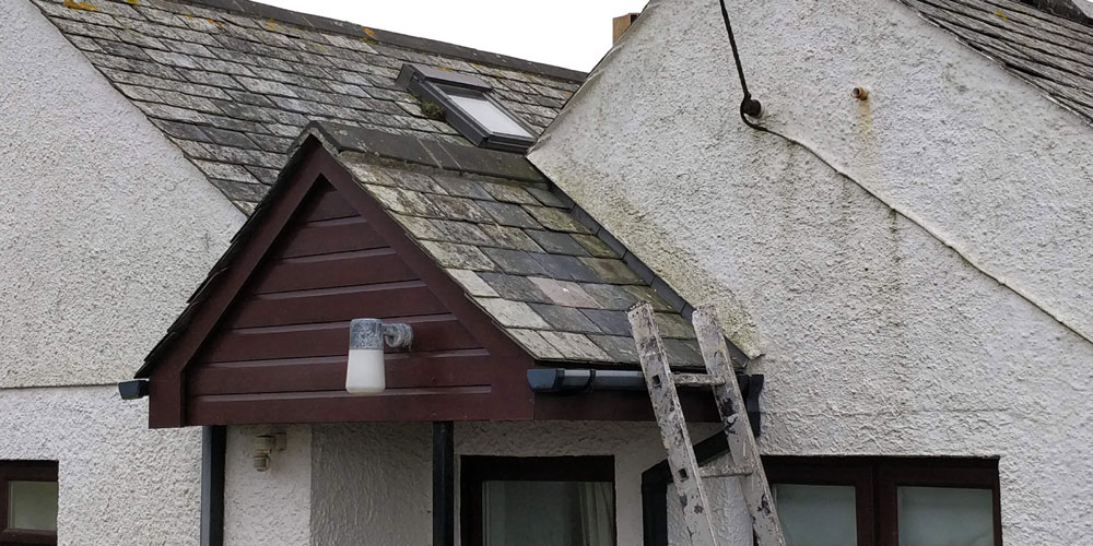 replacing slates