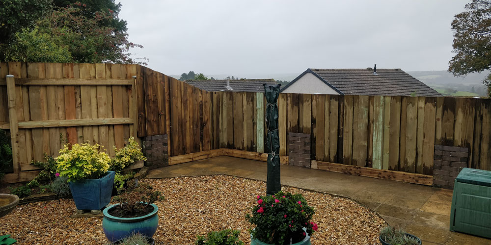 fencing in Liskeard