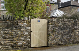 New gate in Liskeard